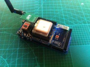 Arduino mega con shield